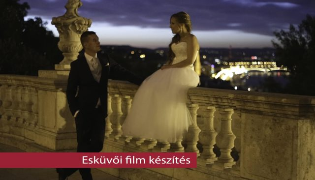 Esküvői film készítés